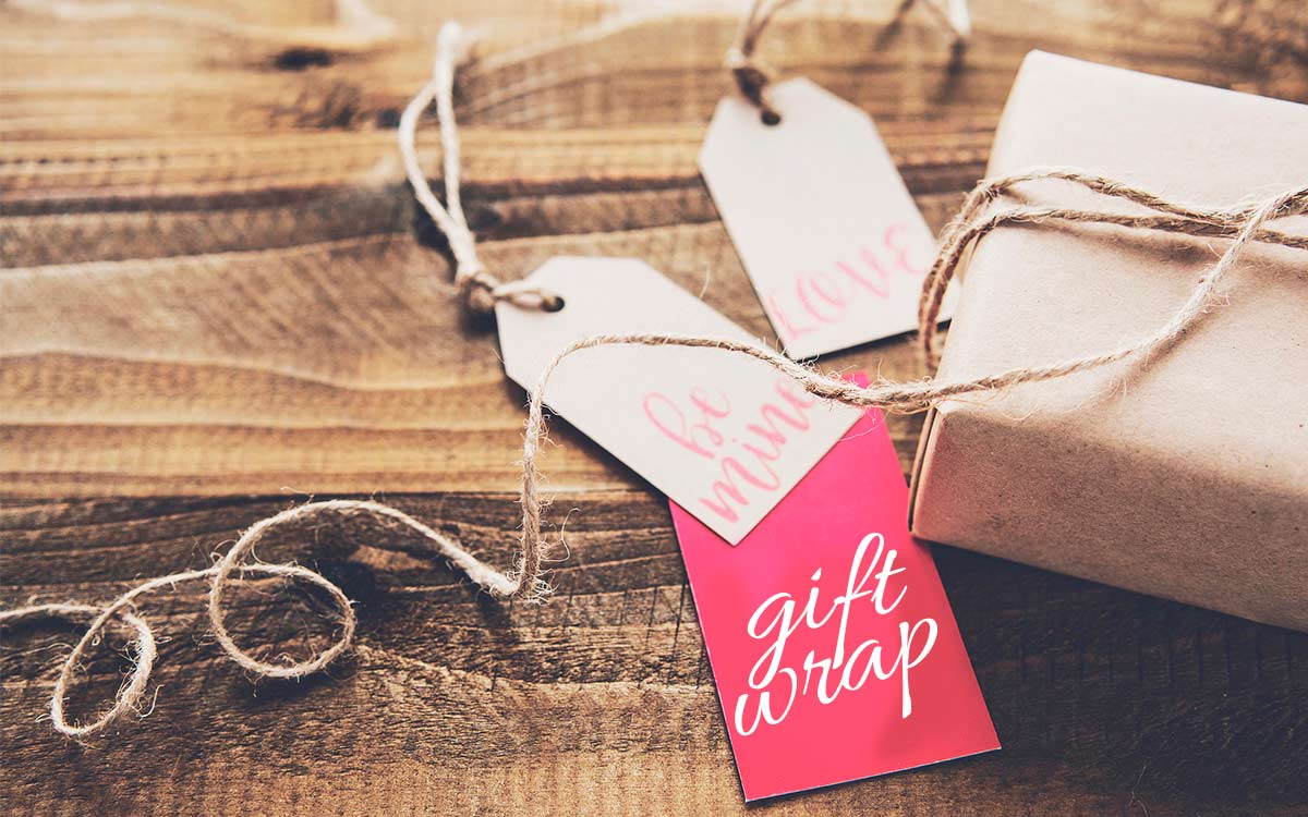 Gift Wrapping and Holiday Schedule