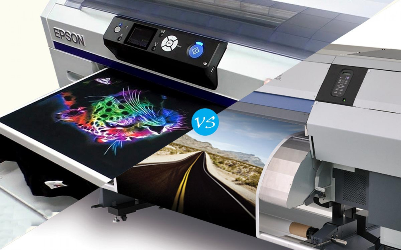 Dtg Vs Sublimation Printing