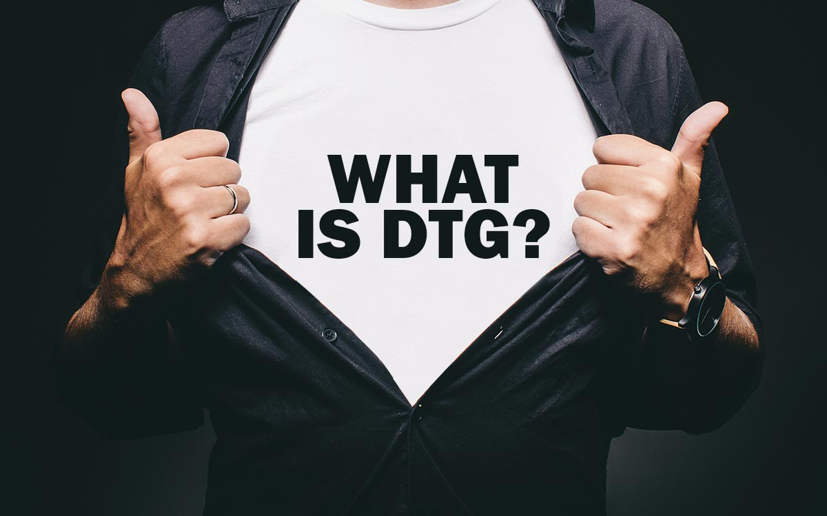 What is DTG Printing?